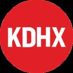kdhx-logo